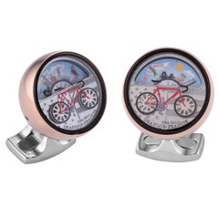 Deakin & Francis New York Moving Scene Cufflinks