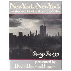 New York/ New York Masterworks of a Street Peddler - George Forss, 1984