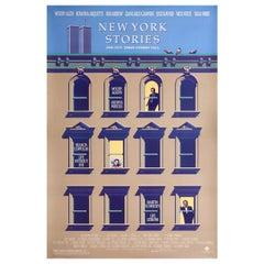 New York Stories 1989 U.S. One Sheet Film Poster