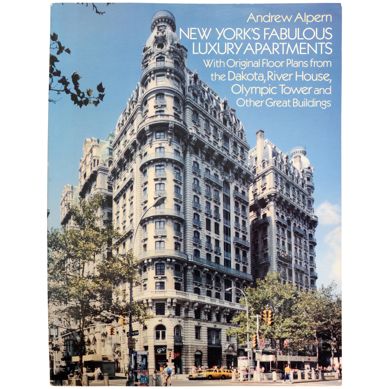 New York's Fabulous Luxury Apartments with Original Floor Plans, The Dakota