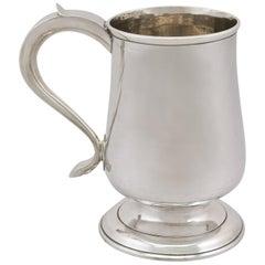 Newcastle Sterling Silver Pint Mug