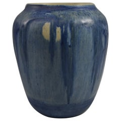 Newcomb College Moon and Moss Pottery Vase Sadie Irvine
