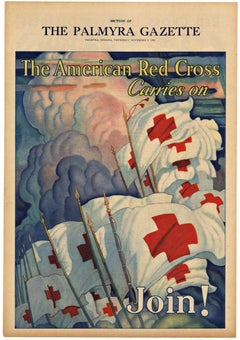Join! The American Red Cross Carries on