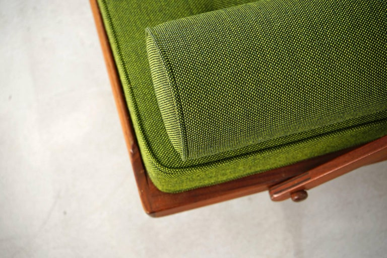 Newly Upholstered Daybed by Poul M. Volther for Frem Røjle, 1950s For Sale 5