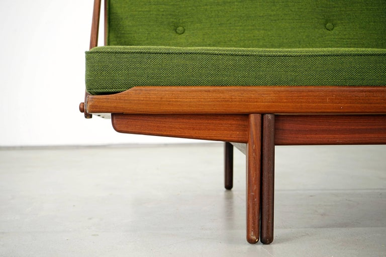 Newly Upholstered Daybed by Poul M. Volther for Frem Røjle, 1950s For Sale 2