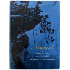 Newport Pleasures and Palaces by Nancy Sirkis, First Edition