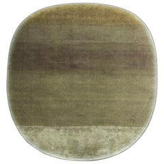 Next Organic Shape Rug High Performance Fibers by Deanna Comellini 190x200 cm