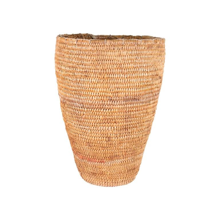 American Nez Perce Huckleberry Basket, circa 1880 For Sale