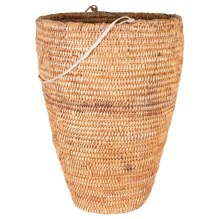 Nez Perce Huckleberry Basket, circa 1880 For Sale