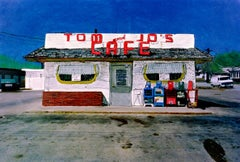 Nic Nicosia, Tom and Jo's, contemporary fine art photography archival ink print