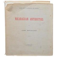Nicaraguan Antiquities by Carl Bovallius, c.1970