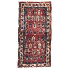 Nice Antique Caucasian Kazak Rug