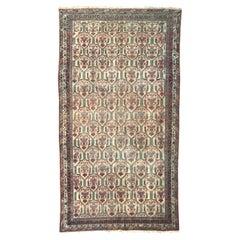 Nice Antique Kurdish Decorative Rug