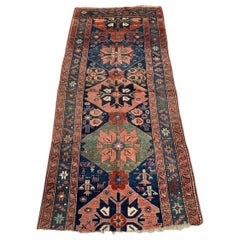 Nice Antique Kurdish Rug