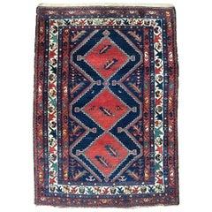 Nice Antique Kurdish Rug
