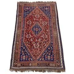 Nice Antique Shiraz Rug