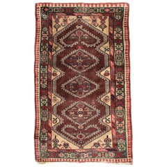 Nice Antique Turkish Rug
