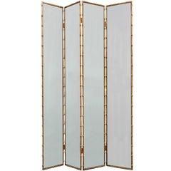 "Nice ""Bamboo"" Mirror Screens"