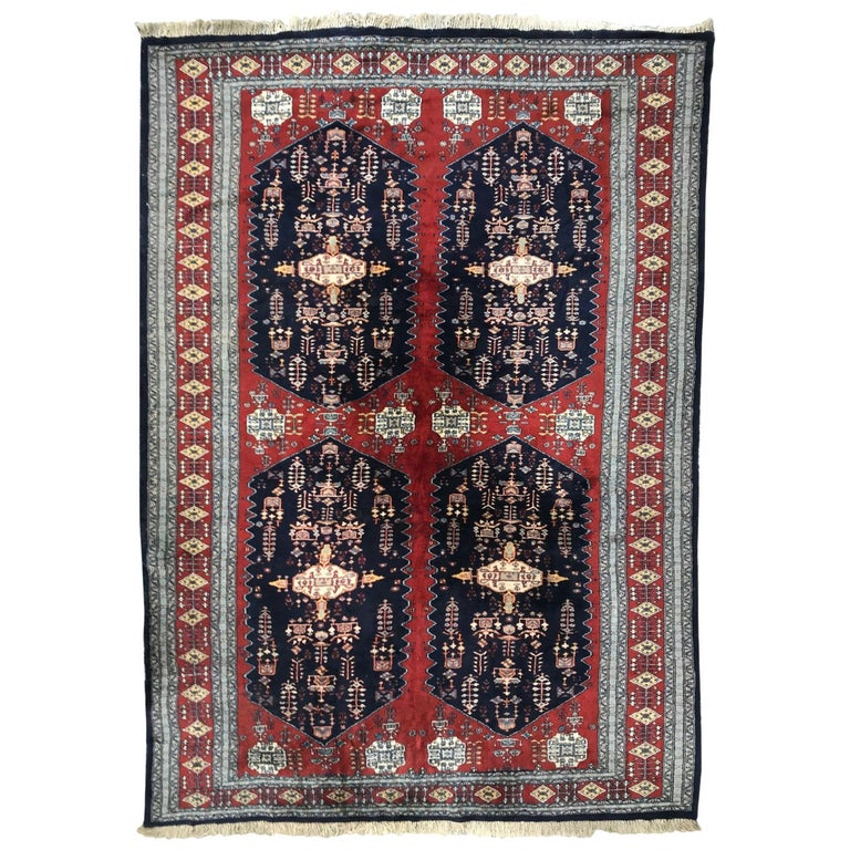 Nice Large Pakistan Vintage Rug For Sale At 1stdibs