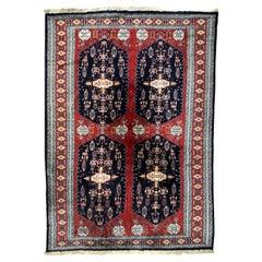 Nice Large Vintage Pakistani Rug