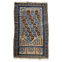 Nice Little Balutch Afghan Prayer Rug