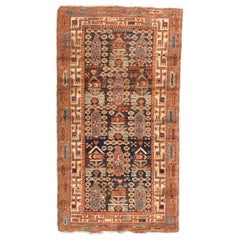 Nice Little French Antique Rug