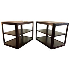 Nice Pair of Dunbar Side Tables by Edward Wormley