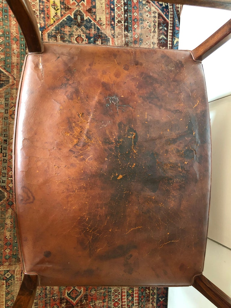 Nice Pair of Ole Wanscher Rosewood Armchairs for AJ Iversen For Sale 2
