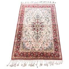 Nice Sino Persian Fine Silk Rug