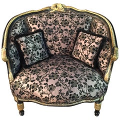 Nice Sofa in Louis XV Style XV