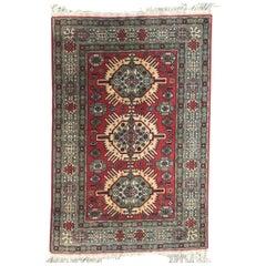 Nice Vintage Fine Caucasian Shirvan Rug