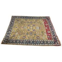 Nice Vintage Tabriz style Large Rug