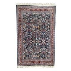 Nice Vintage Turkish Hereke Rug