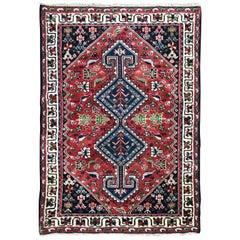 Nice Vintage Yalameh Rug
