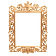 Nice Wall Mirror Frame from Oak or Beech