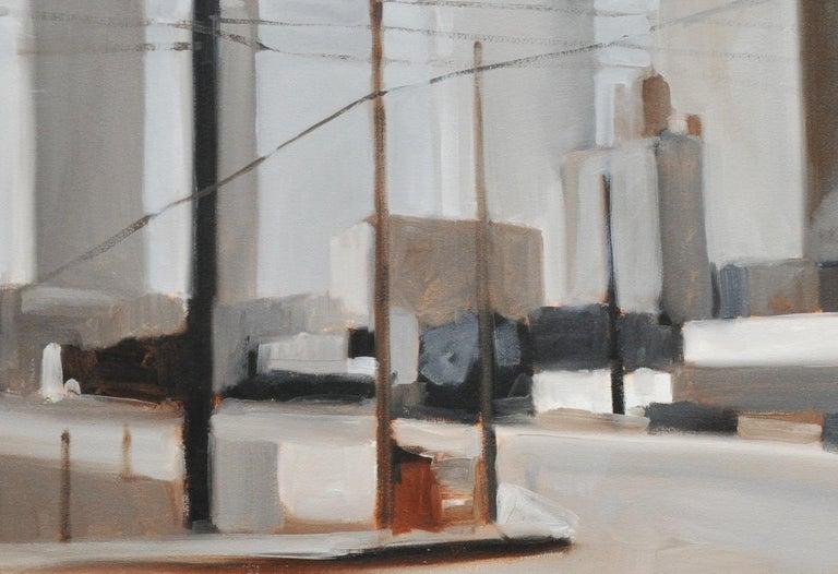 Painted Nicholas Bakaysa, Untitled, 2005 For Sale