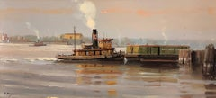 Easing In, New York Central Tug