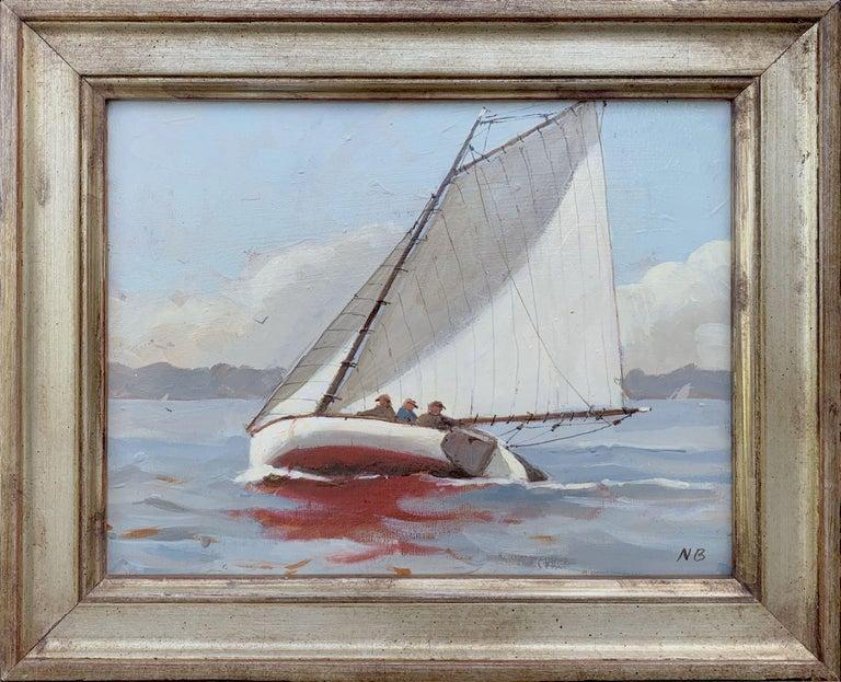 Hard Tack - Painting by Nicholas Berger