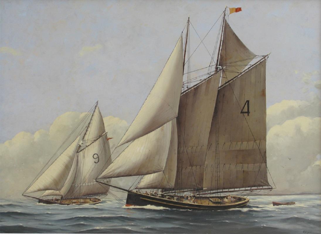 Pilot Boat Adams No. 4