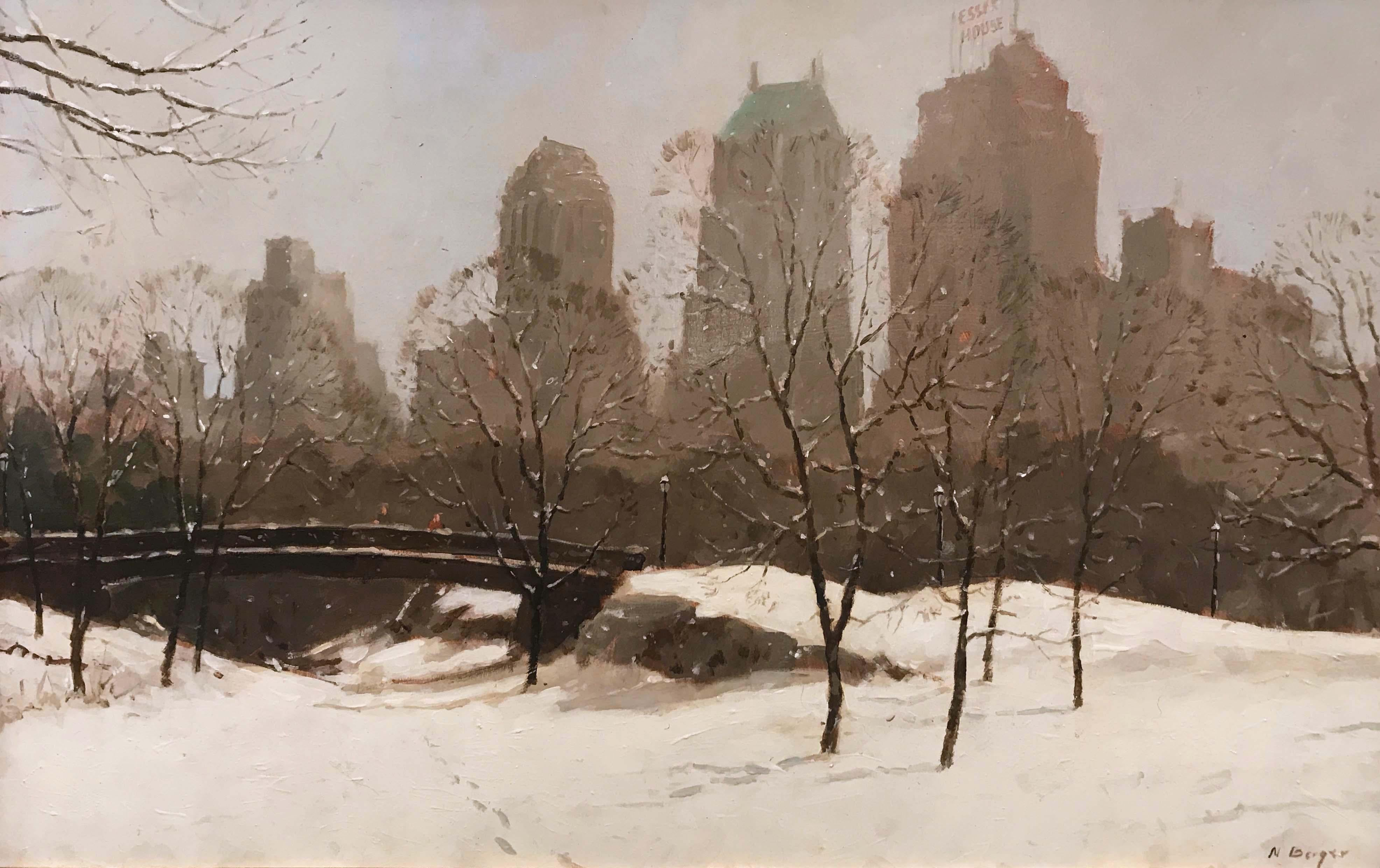 Pine Bank Arch, Central Park