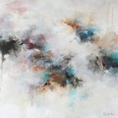 Crystalline, Painting, Oil on Canvas