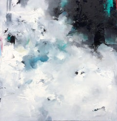 Scattered Floes, Painting, Oil on Canvas