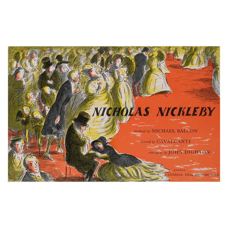 Nicholas Nickleby For Sale