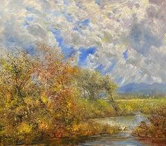Autumn in Flathead Valley, Montana