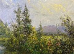 Morning Quiet, Flathead Valley, Montana