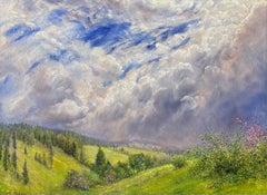Orchard Hill, Flathead County, Montana