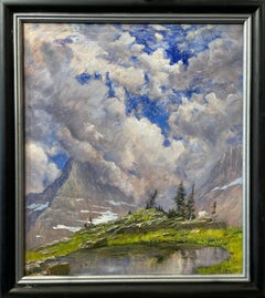 Preston Park View, Glacier National Park, Montana