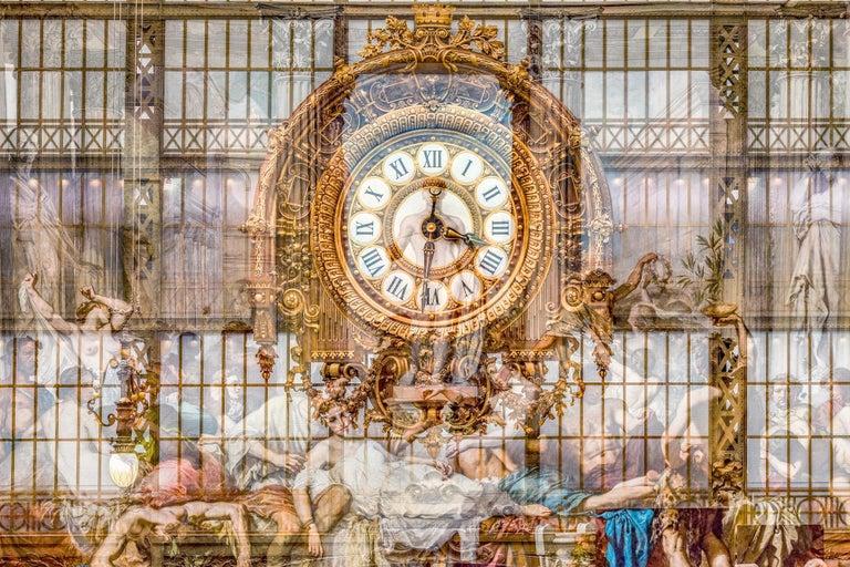 Nicolas Ruel Color Photograph - Orsay (Paris, France)