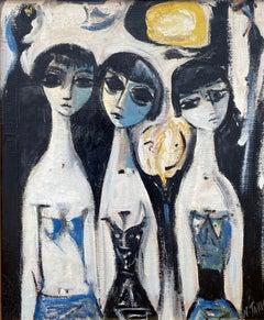"""The Three Beauties"""