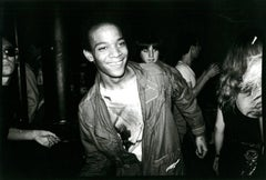 Jean-Michel Basquiat Dancing at The Mudd Club (Basquiat Boom for Real)